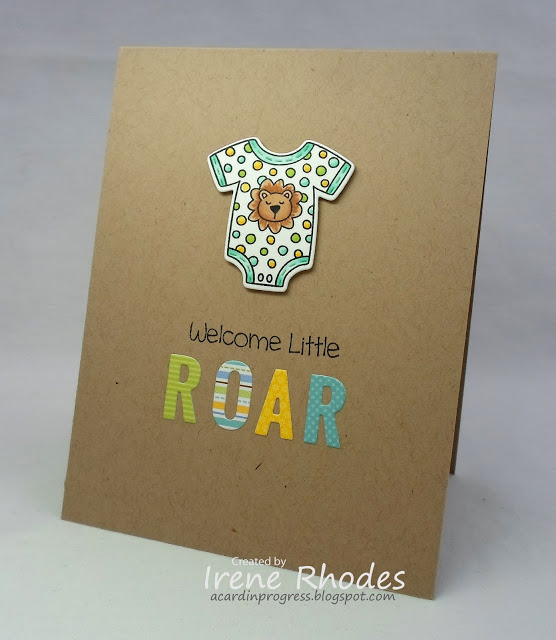 Welcome little one by Irene features Loveable Laundry and Stitched Onesie by Newton's Nook Designs; #newtonsnook