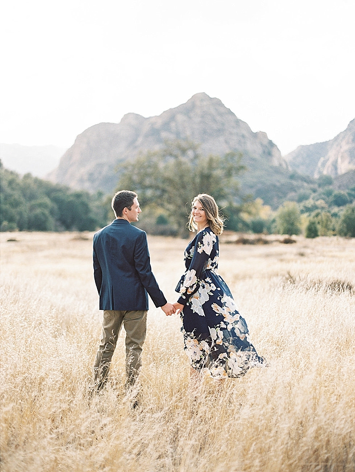 Malibu Creek Engagement Session | Steve Torres Photography
