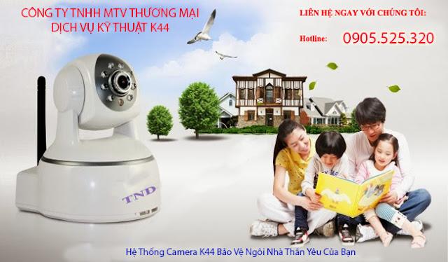 Đăng Ký Lắp Đặt Camera Quan Sát Quận Tân Phú