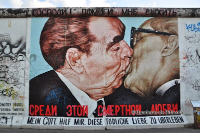 muro berlin, East side Gallery, Berlin