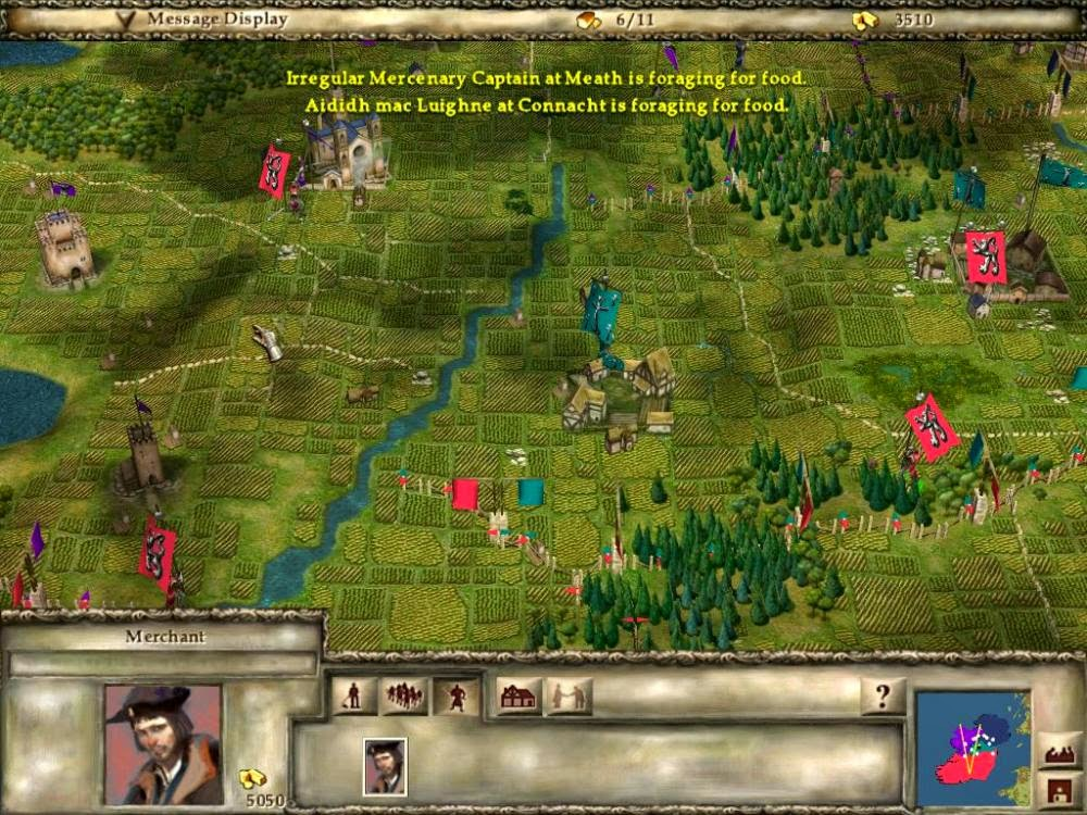 Lords of the Realm III Download (  Strategy Game)