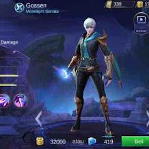 Cara Mengalahkan Hero Gossen Mobile Legend