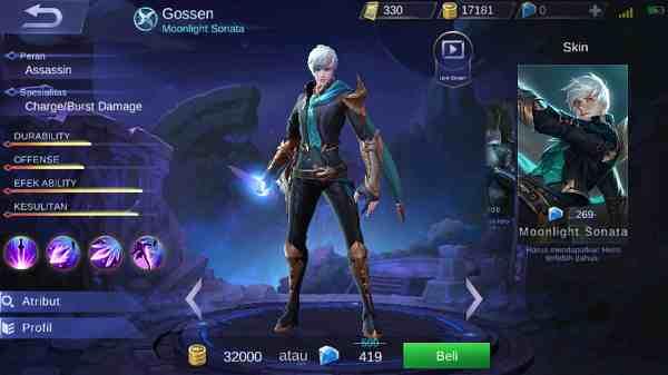 Cara Mengalahkan Hero Gusion Mobile Legend