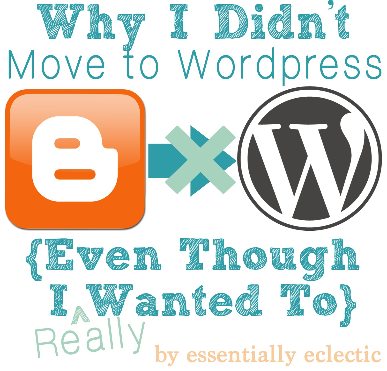 Why I Didn't Move To WordPress (Even Though I Wanted To)