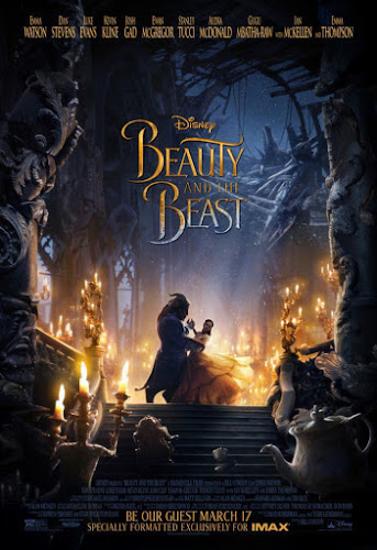 Beauty and The Beast (HDRip 1080p Dual Latino / Ingles) (2017)