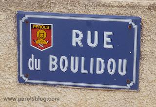 Rue Boulidou Pérols