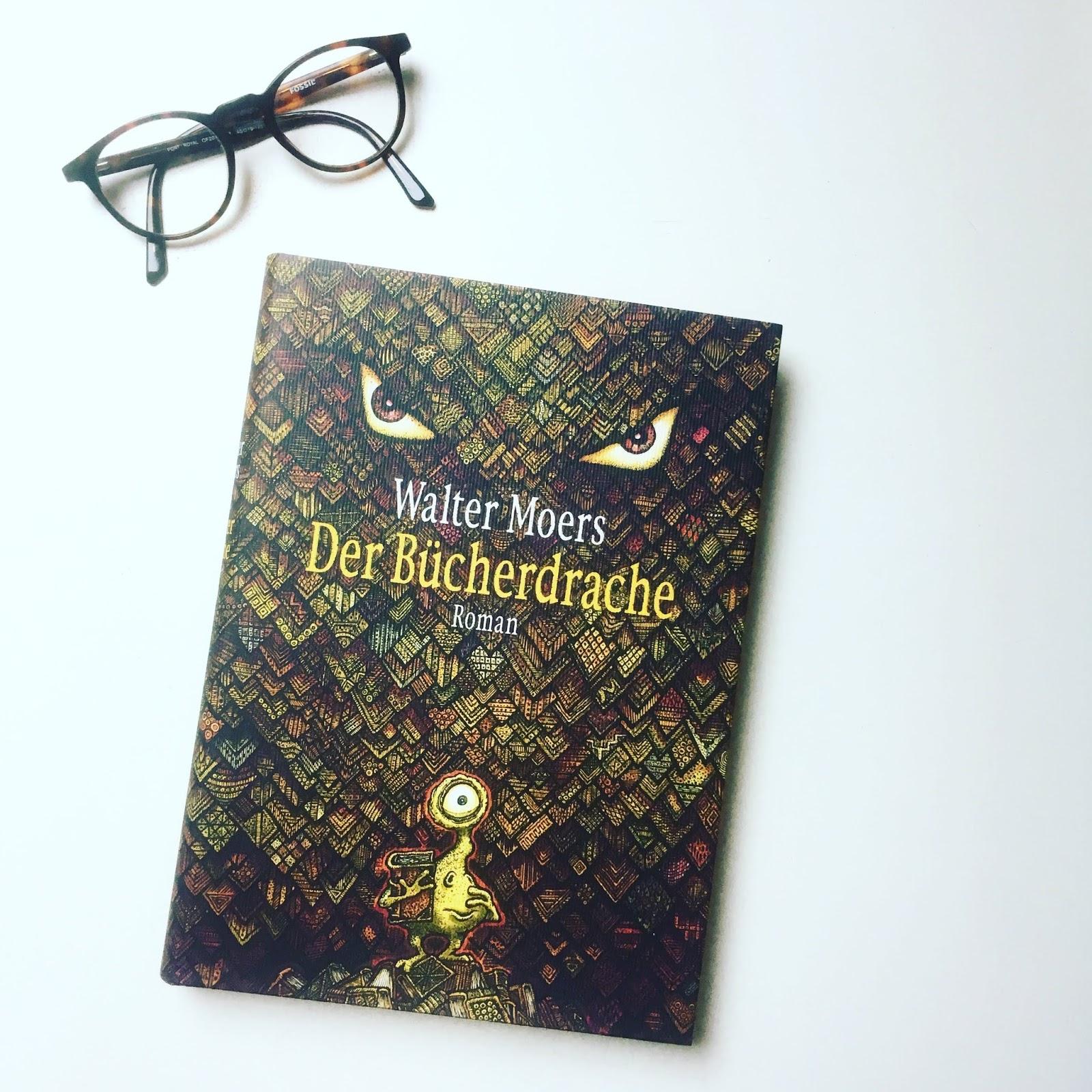 Leselust Bücher Der Bücherdrache Walter Moers Rezension