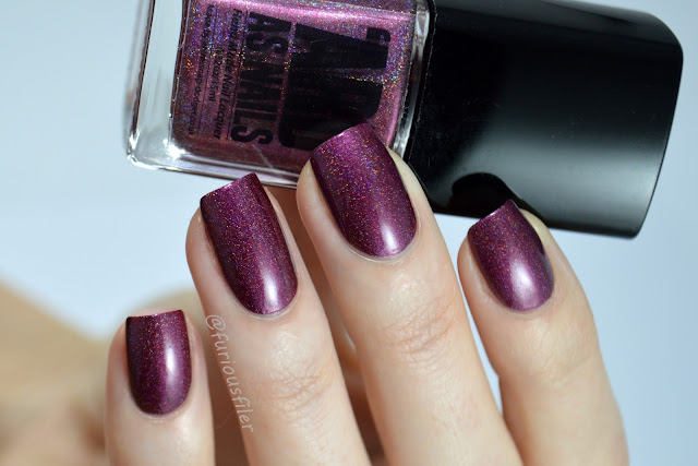 ard as nails crime book junkie swatch blogsquad