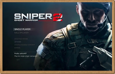 Sniper Ghost Warrior 2 PC Games
