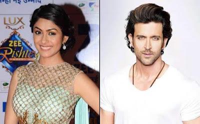 Mrunal Thakur to make her Bollywood debut opposite Hrithik Roshan