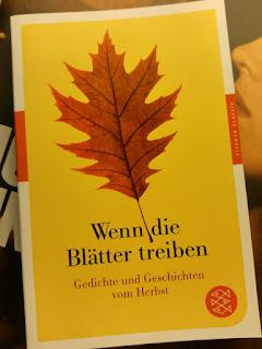 """""""Wenn die Blätter treiben - Gedichte und Geschichten vom Herbst"""", Antologie"""
