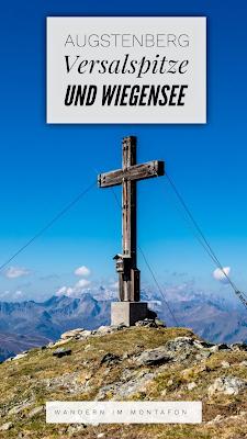 Tafamunter Augstenberg, Versalspitze und Wiegensee | Wandern im Montafon