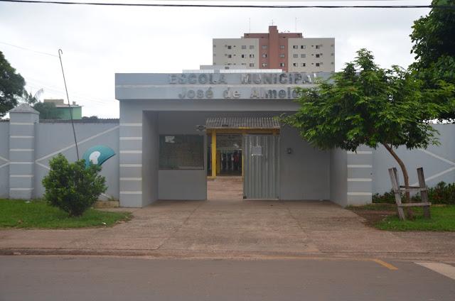 Negociação sobre local que receberia alunos de escola que tem o forro desabado é desfeita em Cacoal
