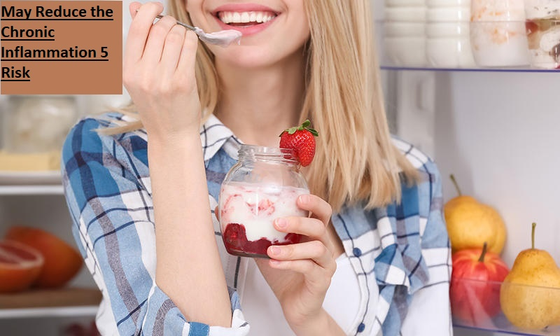 Eating of Yogurt May Reduce the Chronic Inflammation 5 Risk