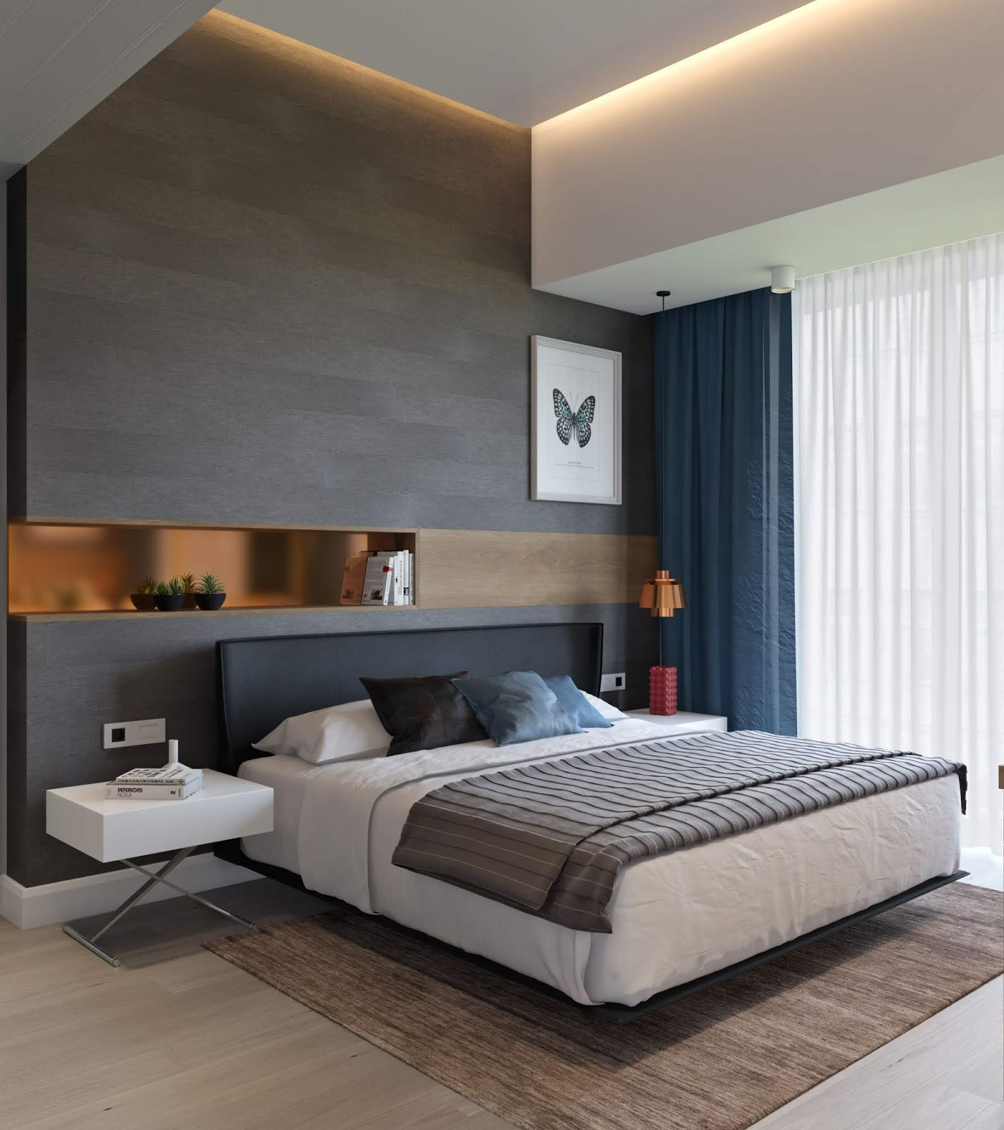 Delightful Modern Bedroom Ideas That'll Wow You