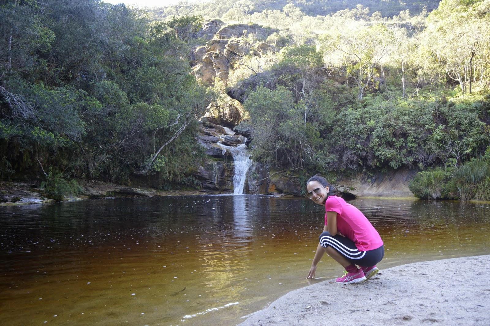 Lago dos Espelhos em Ibitipoca