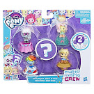 My Little Pony 5-pack Party Style Applejack Equestria Girls Cutie Mark Crew Figure