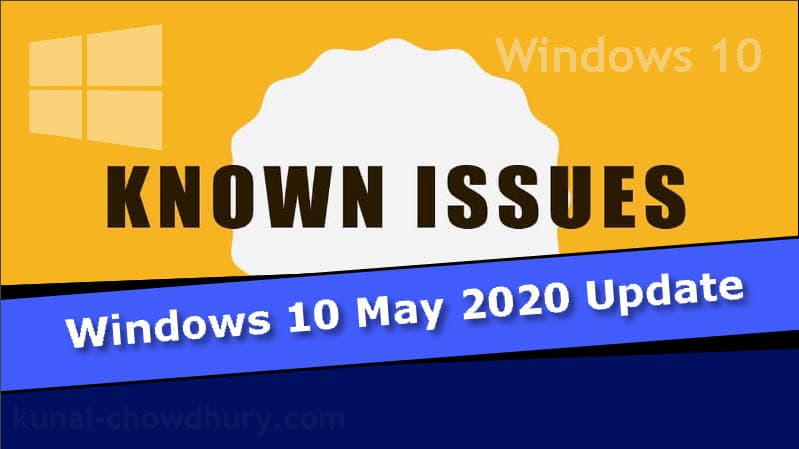 Would you like to upgrade your system to Windows 10 May 2020 Update? Wait! Think before you start!