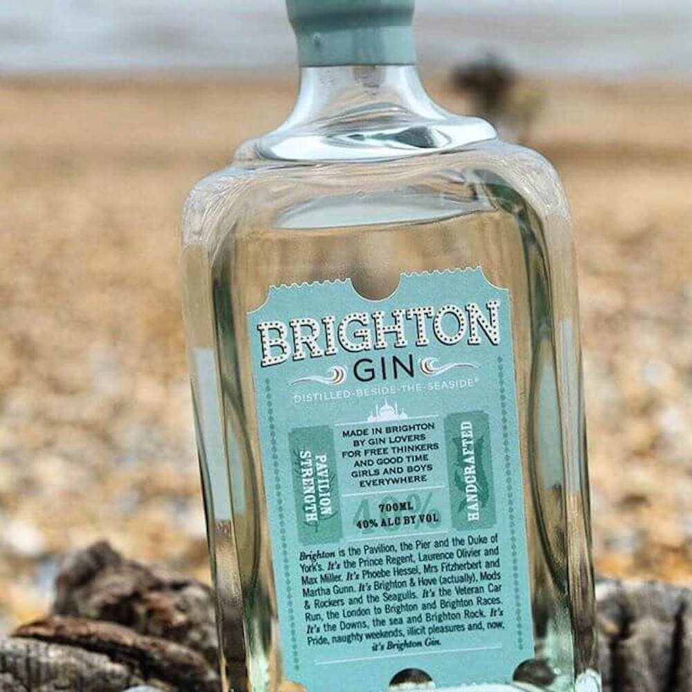 Brighton Gin Ellie & Co blog
