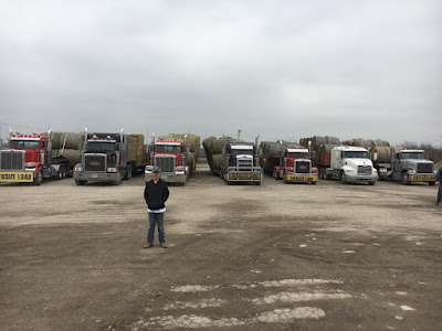 Comments for a Cause - Ashland Community Foundation Fire Relief Fund - Hay Convoy from Mount Pleasant, Iowa