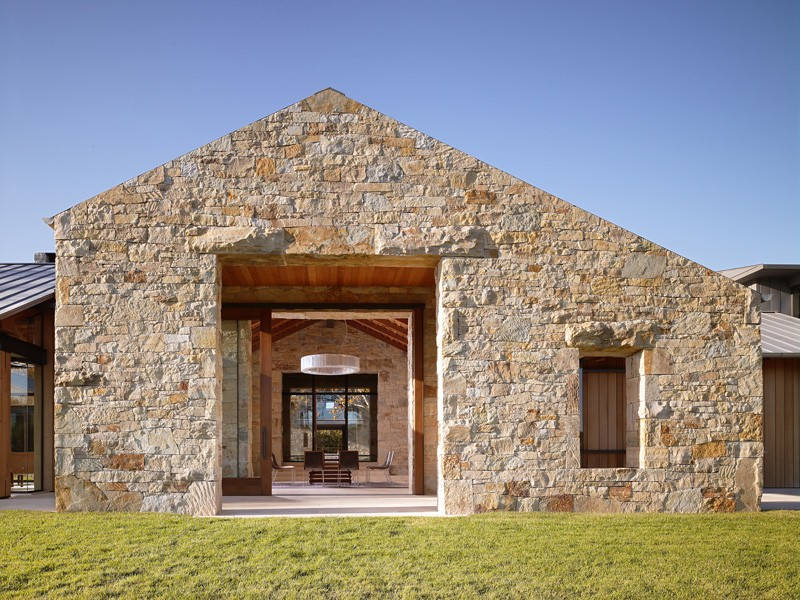 They Chosen To Make An Rustic Stone Barn As The Main Building Which Someone Is Noticing When Stepping Into This Residence Has Old Ruin Look And