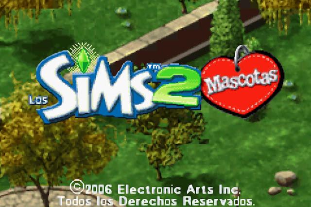 Los Sims 2: mascotas - Español - Captura 1
