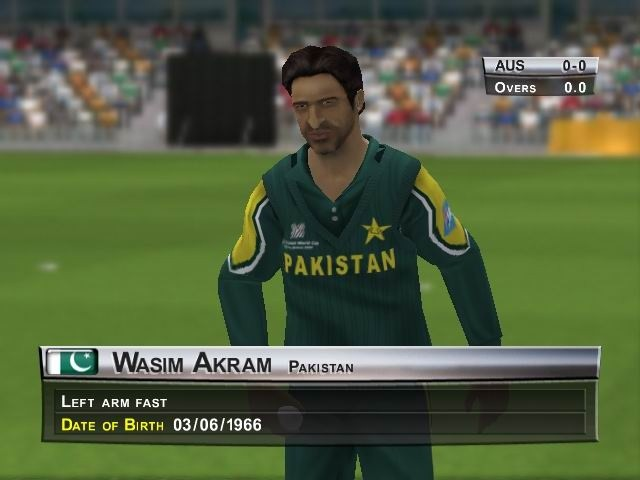 Brian Lara International Cricket 2005 Download Full Setup