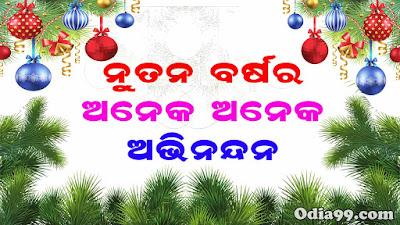 happy news year 2019 odia