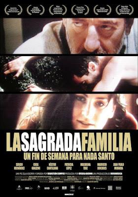 La sagrada familia 2004 DVDR NTSC Latino