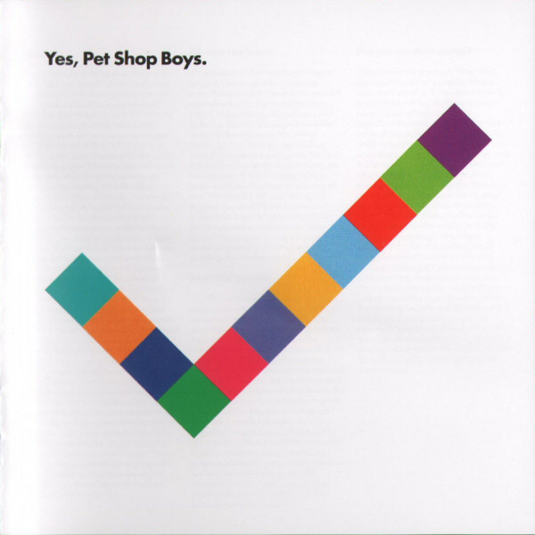 Sucessos De Sempre Pet Shop Boys Yes