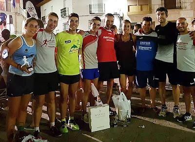 Atletismo Aranjuez La Guardia