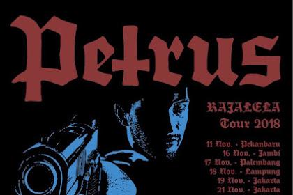 """Petrus Gelar Tur Promo Album """"Rajarela"""""""