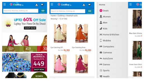 CoolBuy Online Shopping App For Android