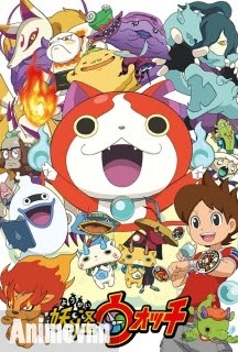 Youkai Watch -  2015 Poster