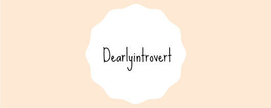 Dearlyintrovert: Society 6 Review!
