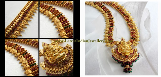 Masterpiece of Temple Jewellery