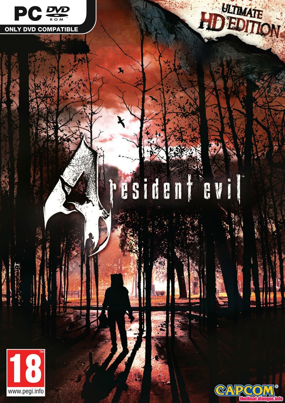 Download Game Resident Evil 4 Ultimate HD Edition – RELOADED Full crack