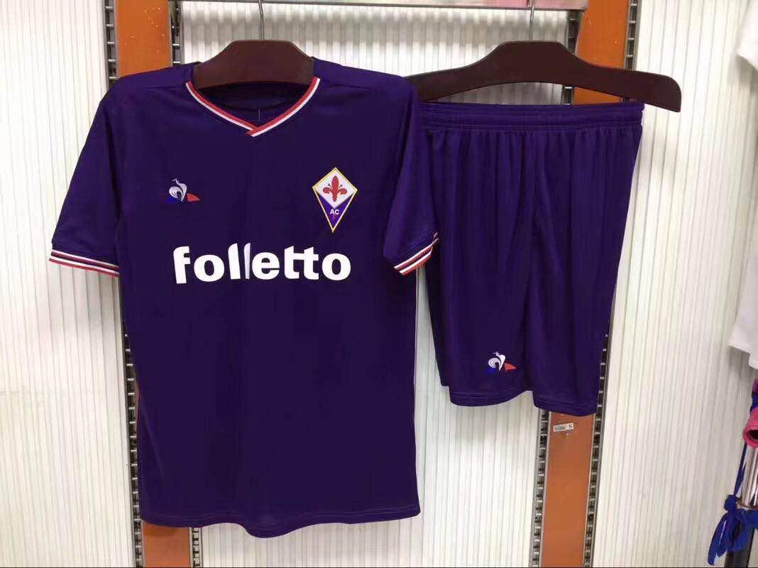 tuta Fiorentina prima
