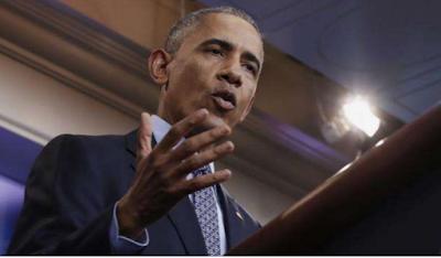 Surat Perpisahan Obama Untuk Rakyat AS