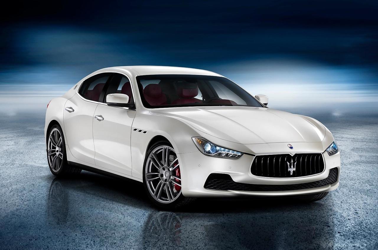 Davide458italia: 2014 Maserati Ghibli