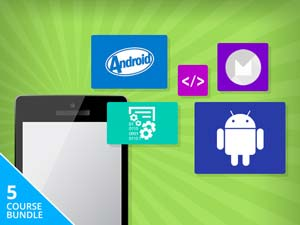complete android development course bundle