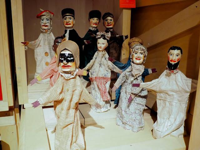 Marionetas de guante, TOPIC de Tolosa