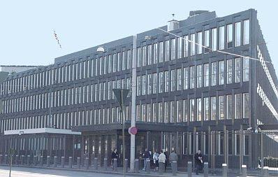 U.S. Embassy, Oslo