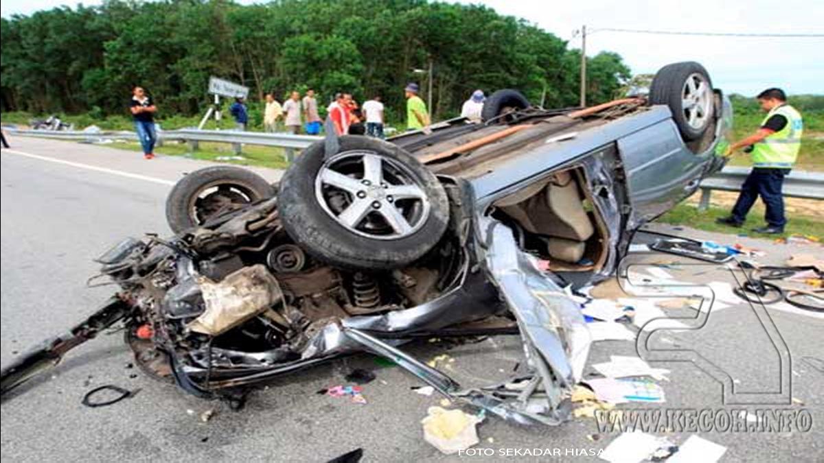 Seorang Wakil Rakyat PH Maut Dalam Kemalangan