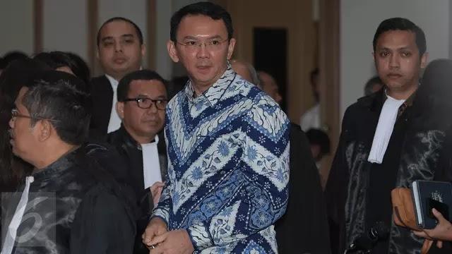 Suka Duka Ahok untuk Megawati dan Sys NS