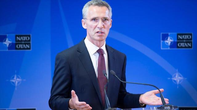 OTAN: No buscamos confrontación con Rusia