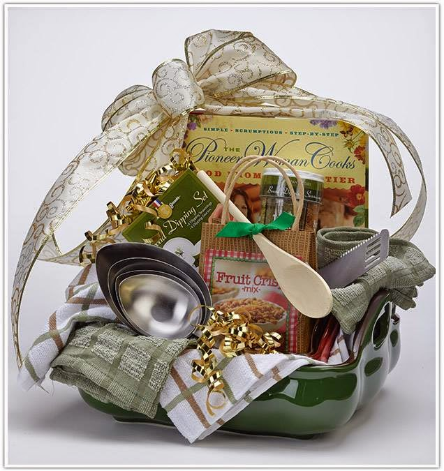 Enter to win a Curious Cook Gift Basket from Lakeside Collections. Ends 12/21.
