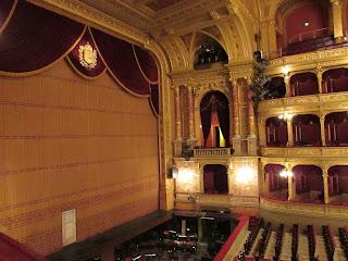 Interior Ópera de Budapest 3