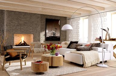 haus einrichten architektenh user. Black Bedroom Furniture Sets. Home Design Ideas