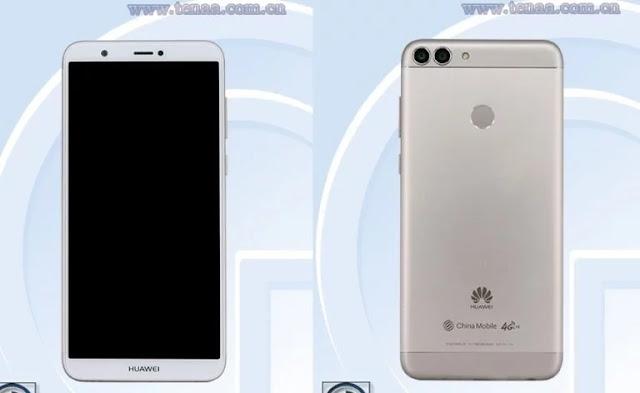 Huawei Enjoy 7s dengan Kebocoran Spesifikasi dan Review Gambar